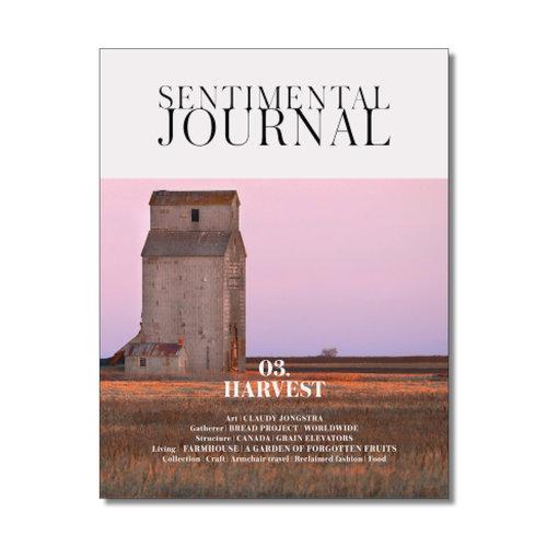 Magazine Sentimental Journal n3 harvest