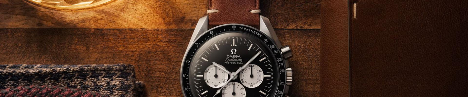Omega Leon Martens Juwelier