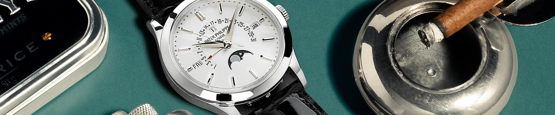Uw horloge inruilen Leon Martens Juwelier