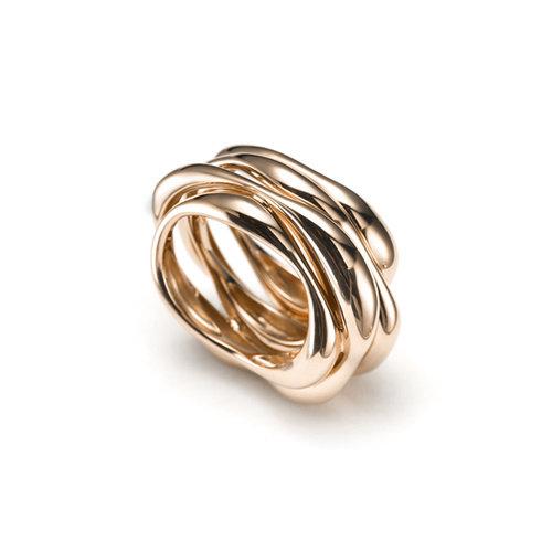 Mattioli Ring in roségoud Leon Martens Juwelier