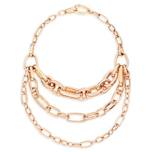 Pomellato Iconica collier in roségoud Leon Martens Juwelier