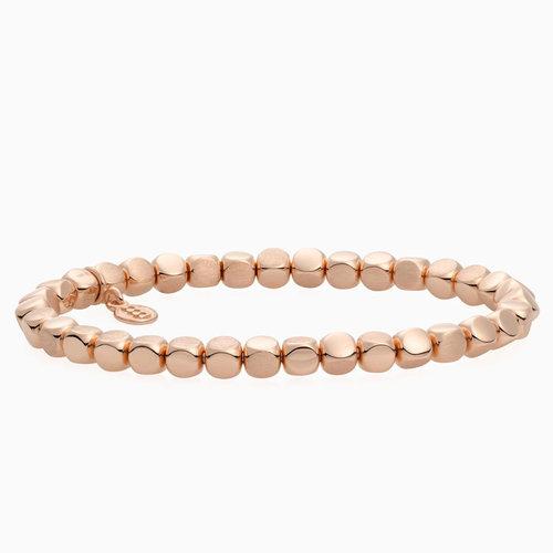 Bron Relfex armband in roségoud Leon Martens Juwelier