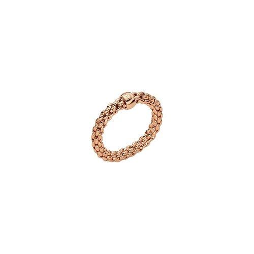 Fope Essentials ring in roségoud Leon Martens Juwelier