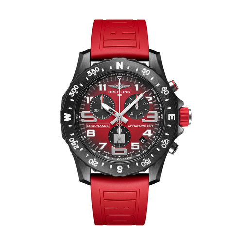 Breitling Endurance Pro IRONMAN®  horloge in Breitlight® Leon Martens Juwelier