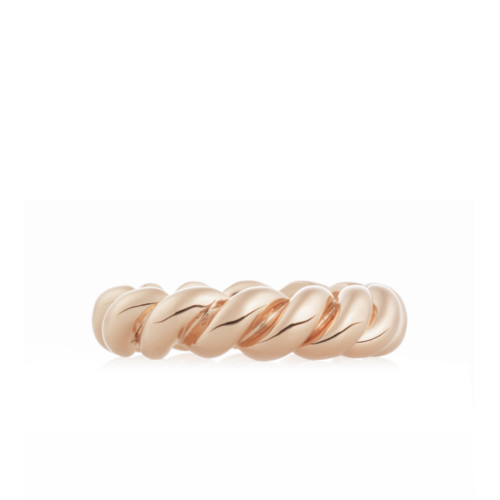 Bron Stax ring in roségoud Leon Martens Juwelier