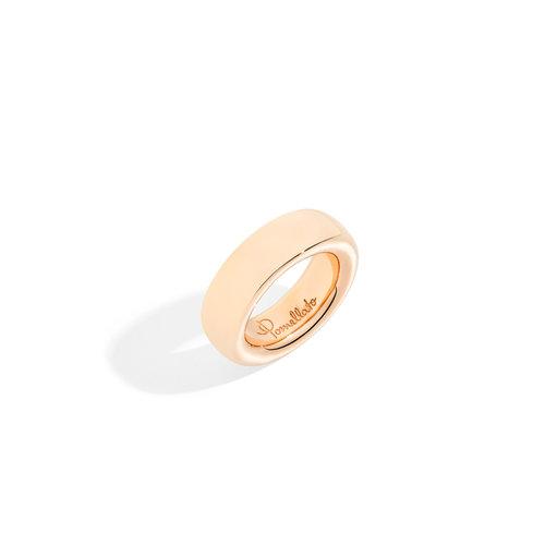 Pomellato Iconica ring in roségoud Leon Martens Juwelier