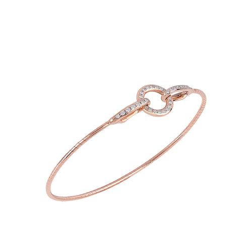 Chantecler Armband in roségoud met diamant Leon Martens Juwelier