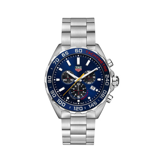 TAG Heuer Formula 1 x Red Bull Racing in staal Leon Martens Juwelier