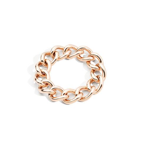 Pomellato Catene armband in roségoud Leon Martens Juwelier
