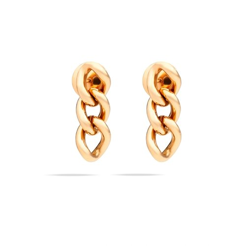 Pomellato Catene oorhangers in roségoud Leon Martens Juwelier