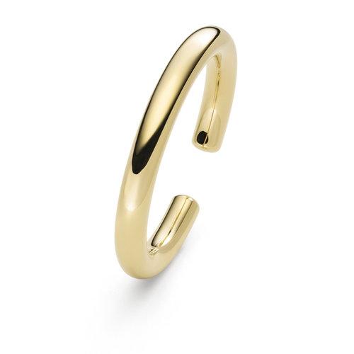 IsabelleFa Flix.Flex armband in geelgoud Leon Martens Juwelier
