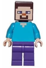 LEGO Minecraft Steve Minifiguur MIN009