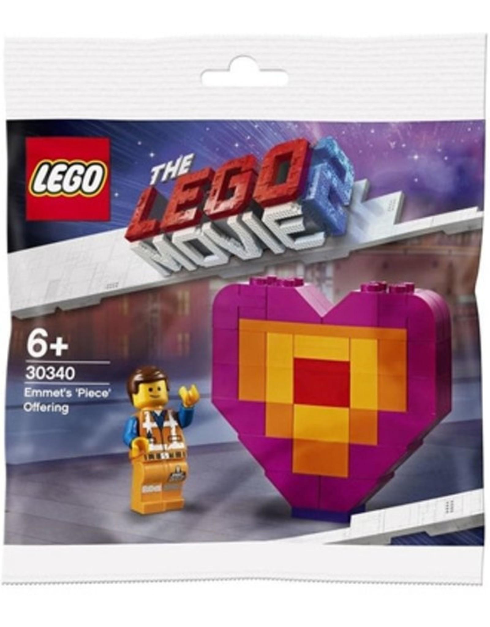 LEGO LEGO 30340 Emmet's 'Piece' Offering (Polybag)