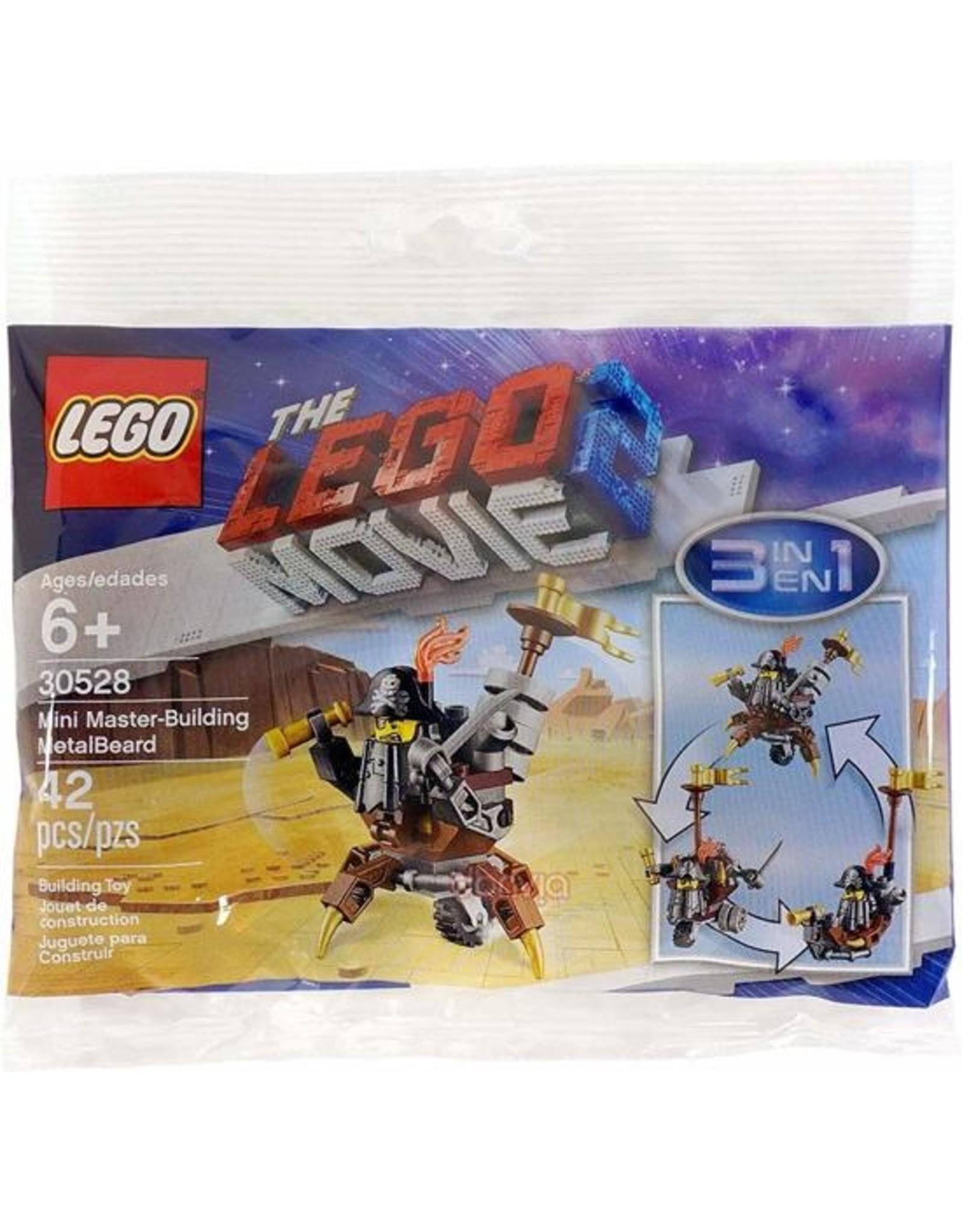 LEGO  LEGO 30528 Mini Master-Building MetalBeard (polybag)