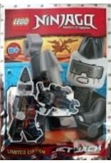 LEGO LEGO Ninjago Jet Jack Minifiguur NJO478