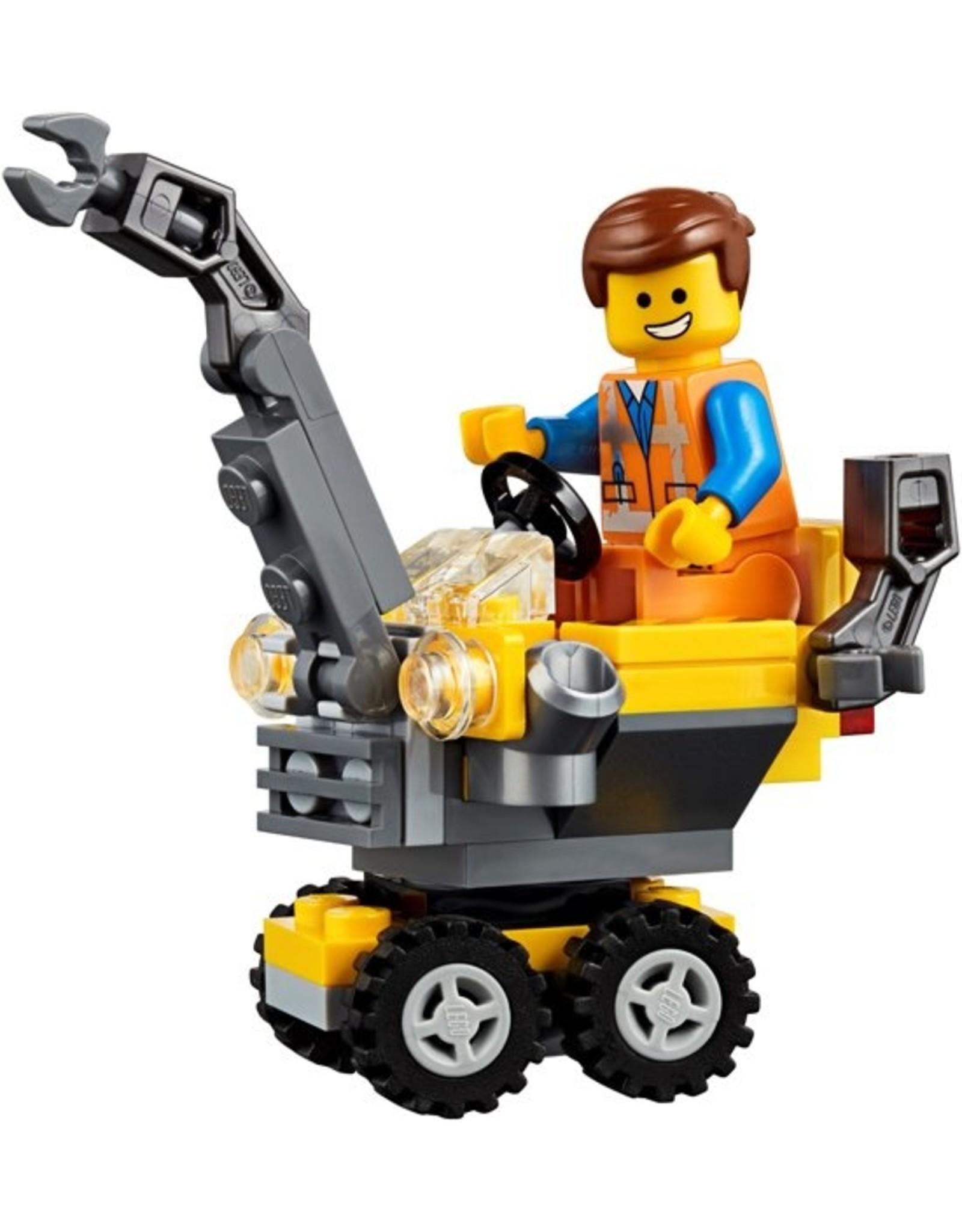 LEGO LEGO 30529 Mini Master-Building Emmet (Polybag)