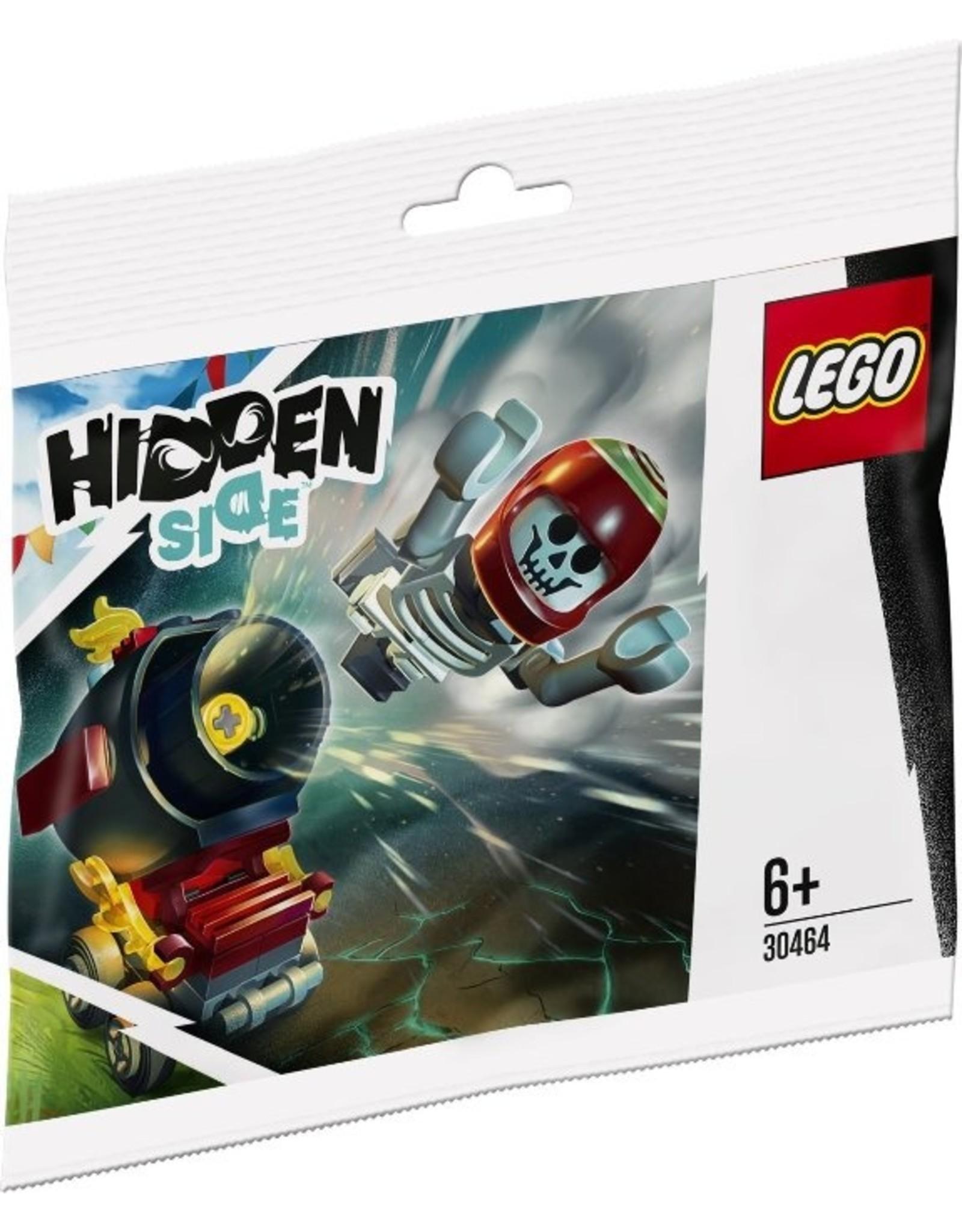 LEGO LEGO Hidden Side 30464 El Fuego's Stunt Cannon (Polybag)