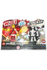 LEGO LEGO Kai vs Wyplash - 111903