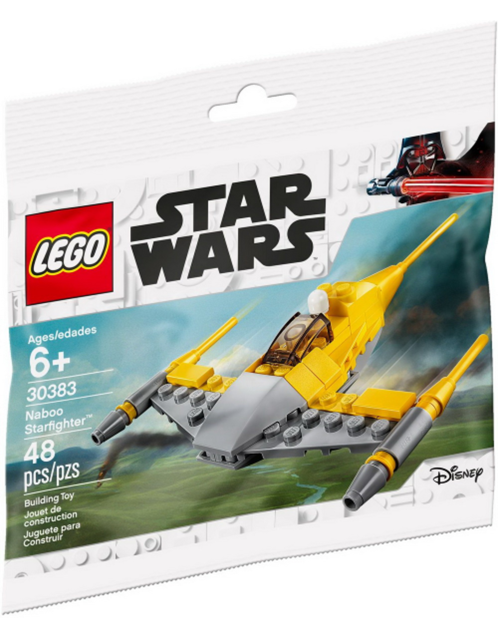 LEGO LEGO Star Wars 30383 Naboo Starfighter (polybag)