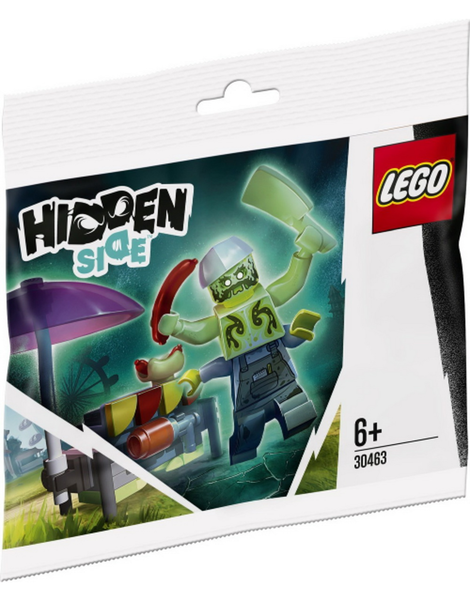 LEGO LEGO Hidden Side 30463 Chef Enzo's Spook Hotdogs (Polybag)