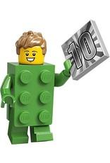 LEGO  LEGO Minifigures Series 20 - Man in LEGO Stenenpak 13/16 - 71027