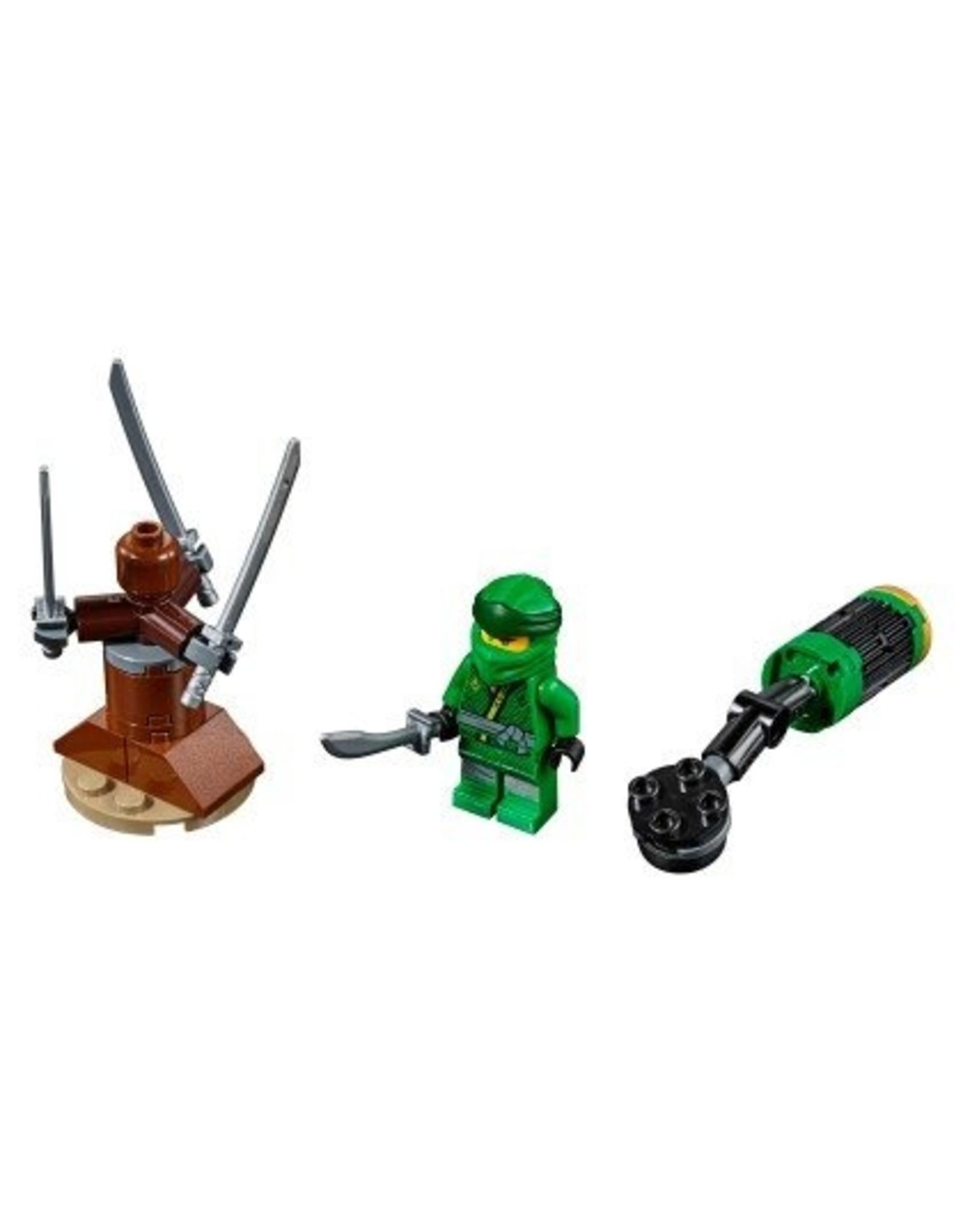 LEGO LEGO 30534 Ninja Workout (Polybag)
