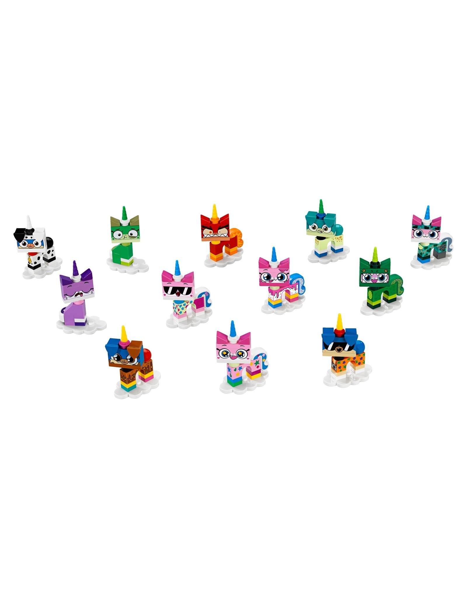LEGO  LEGO® Minifigures Unikitty Series - Sleepy Unikitty 10/12 - 41775
