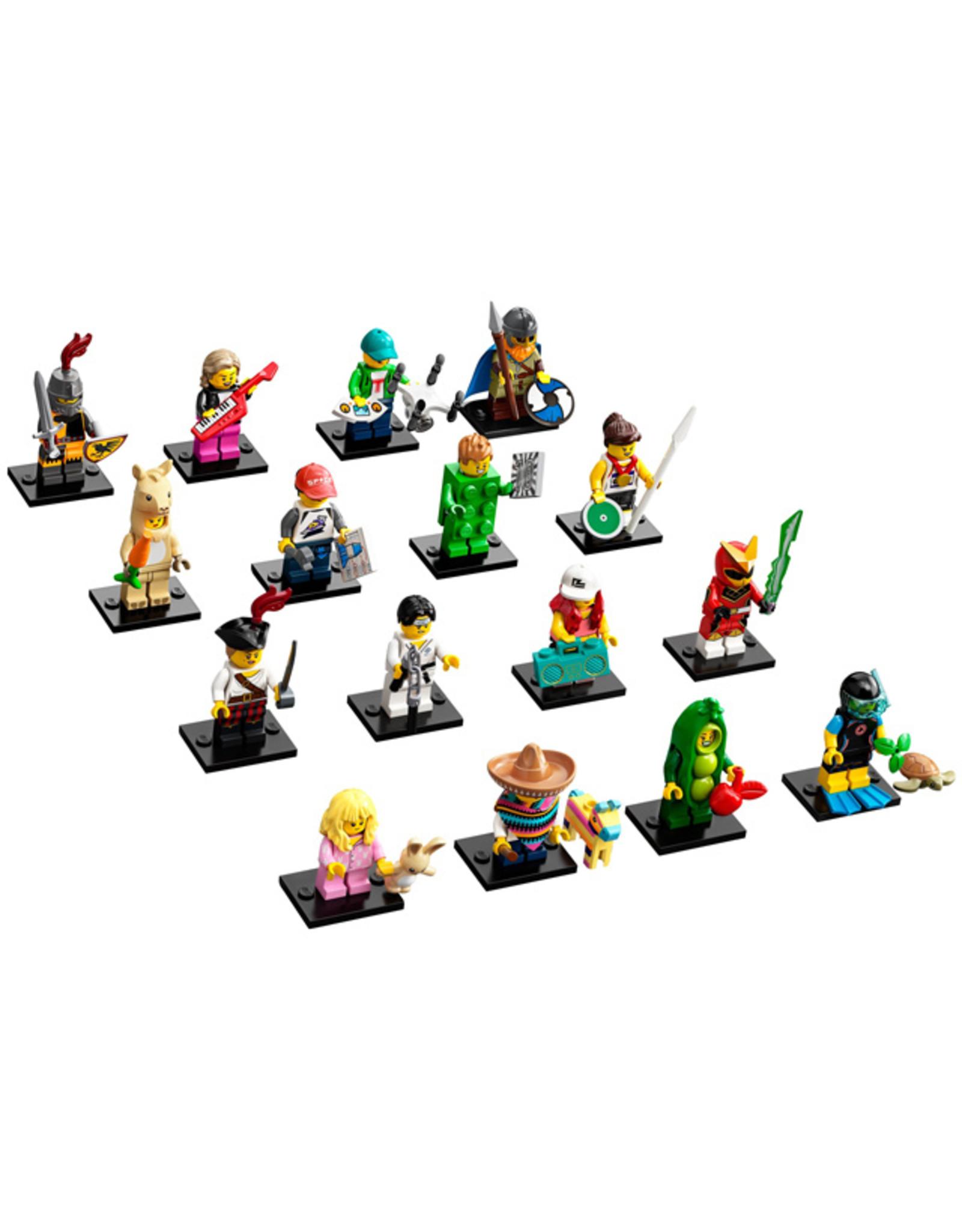 LEGO  LEGO Minifigures Series 20 - Ruimte Fan 06/16 - 71027