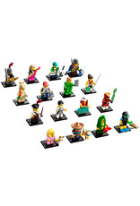 LEGO  LEGO Minifigures Series 20 - Piraten Meisje 05/16 - 71027
