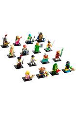 LEGO  LEGO Minifigures Series 20 - Peapod Costume Girl 03/16 - 71027