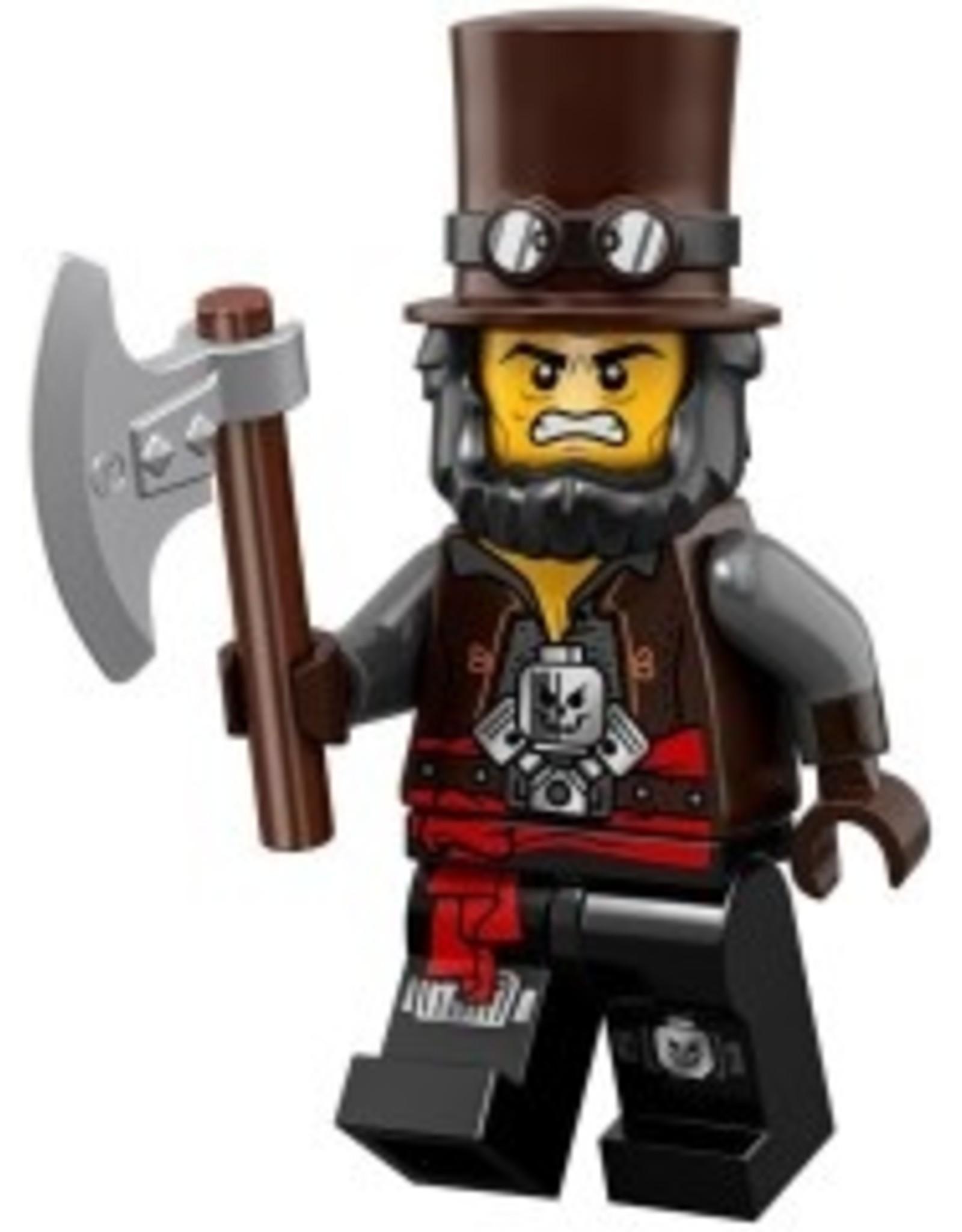 LEGO LEGO Minifigures The lego movie 2 - Apocalypsstad Abe 13/20 - 71023