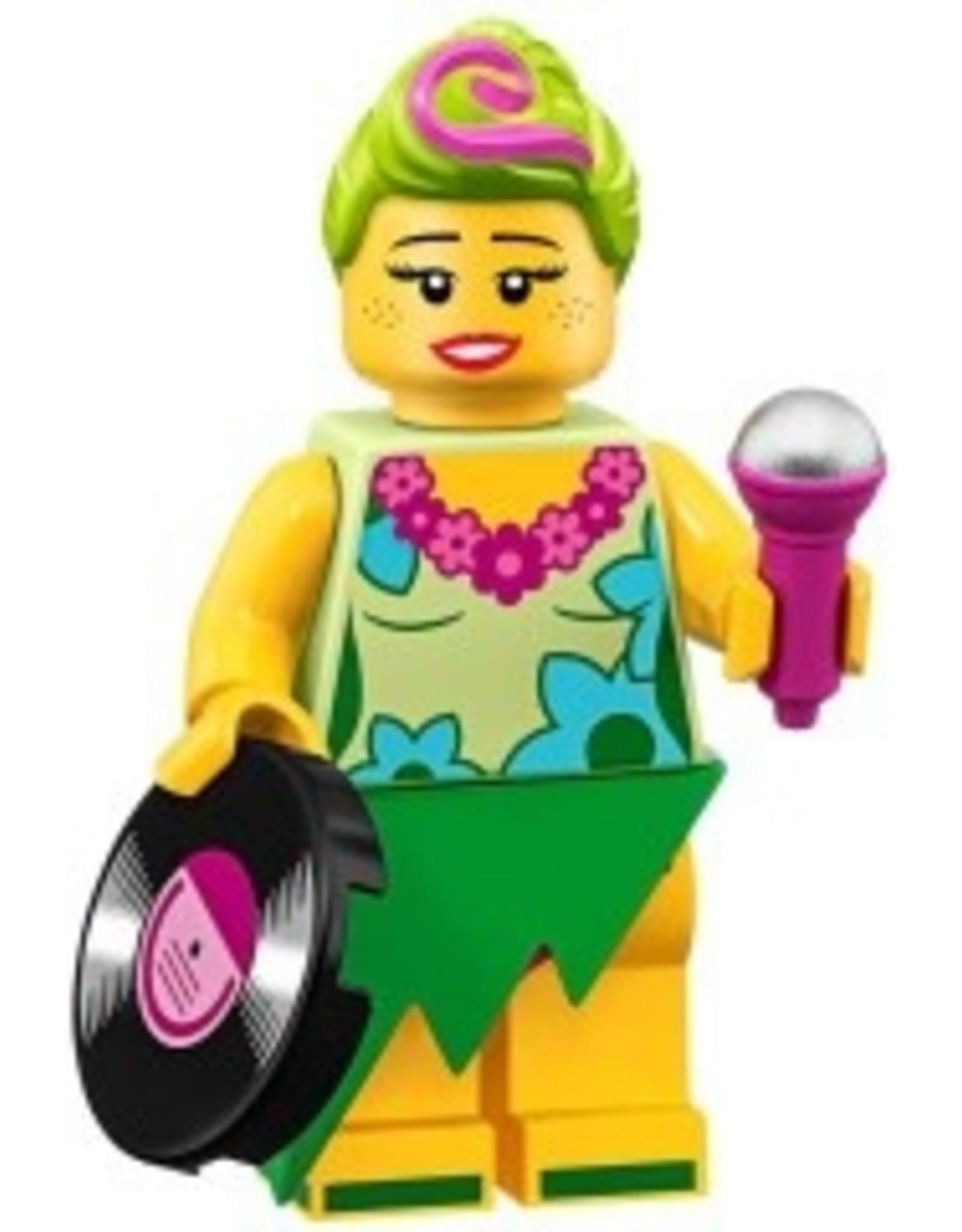 LEGO LEGO Minifigures The lego movie 2 - Hula Lula 7/20 - 71023