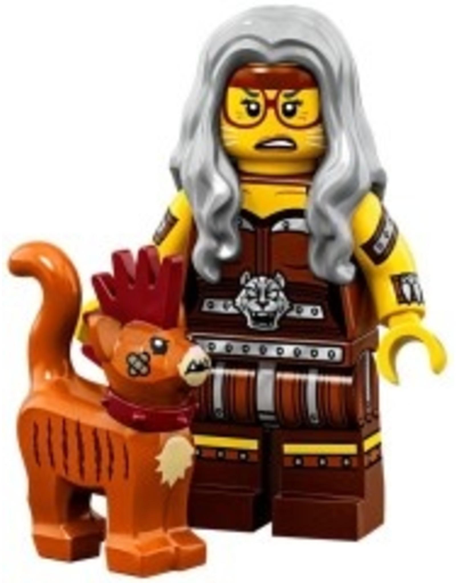 LEGO LEGO Minifigures The lego movie 2 - Sherry Krabpaal & Scarfield 6/20 - 71023