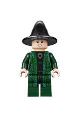 LEGO  LEGO Harry Potter Professor Minerva McGonagall minifguur HP152a