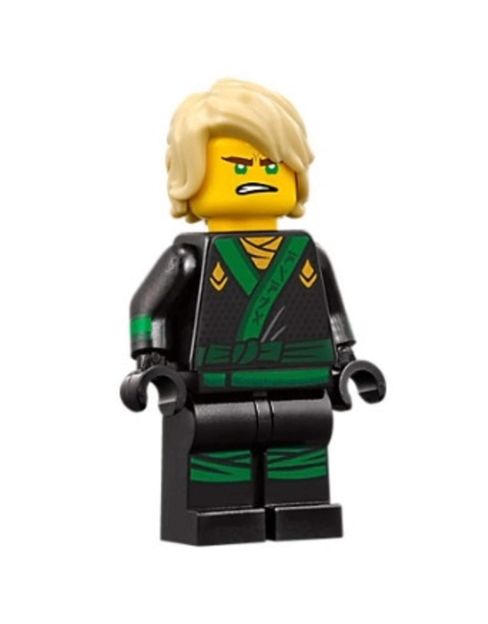 LEGO  LEGO Ninjago Lloyd minifiguur NJO311
