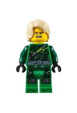 LEGO  LEGO Ninjago Lloyd minifiguur NJO474