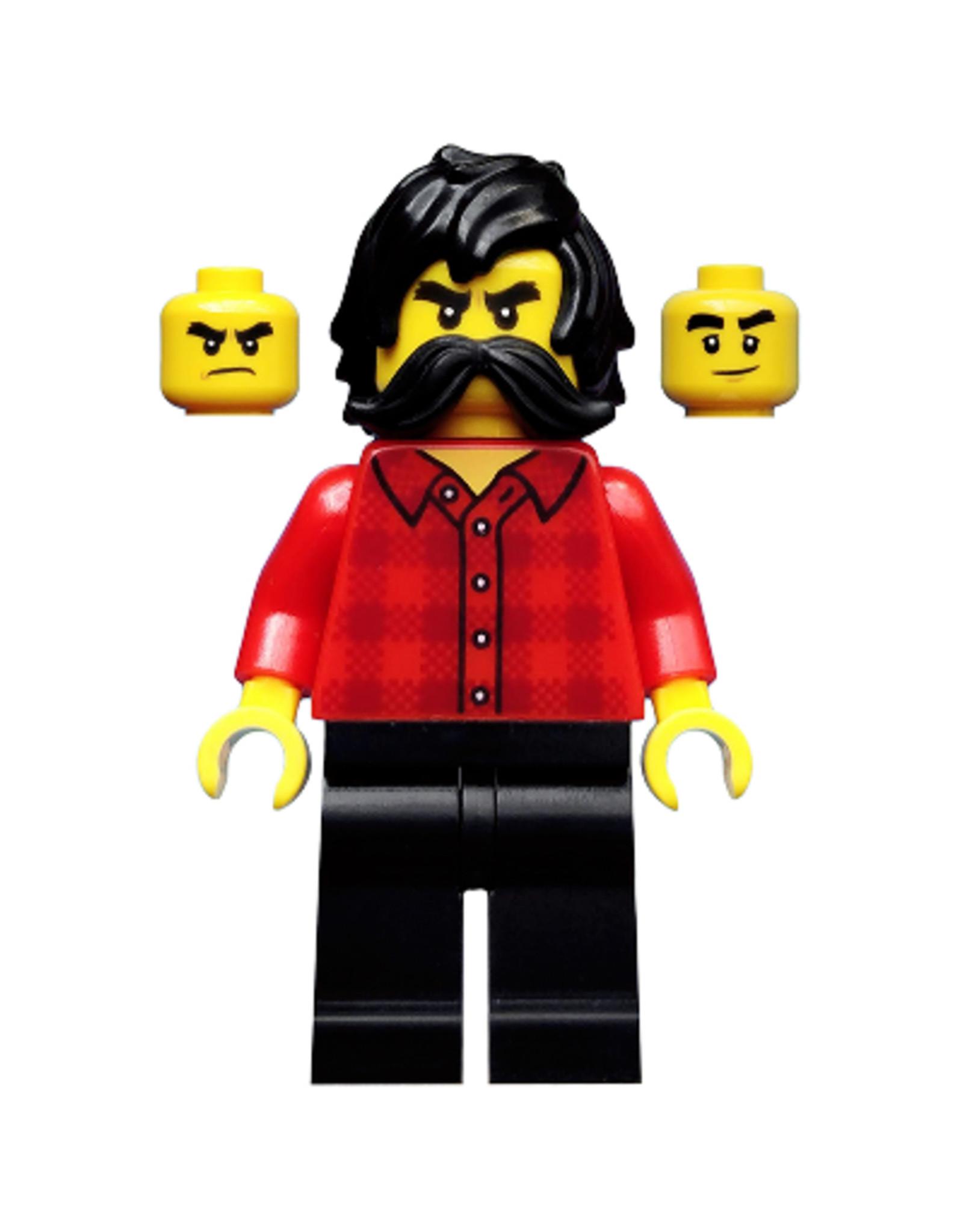 LEGO  LEGO Ninjago Avatar Cole minifiguur NJO559