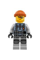 LEGO  LEGO Ninjago Shark Army Thug minifiguur NJO356