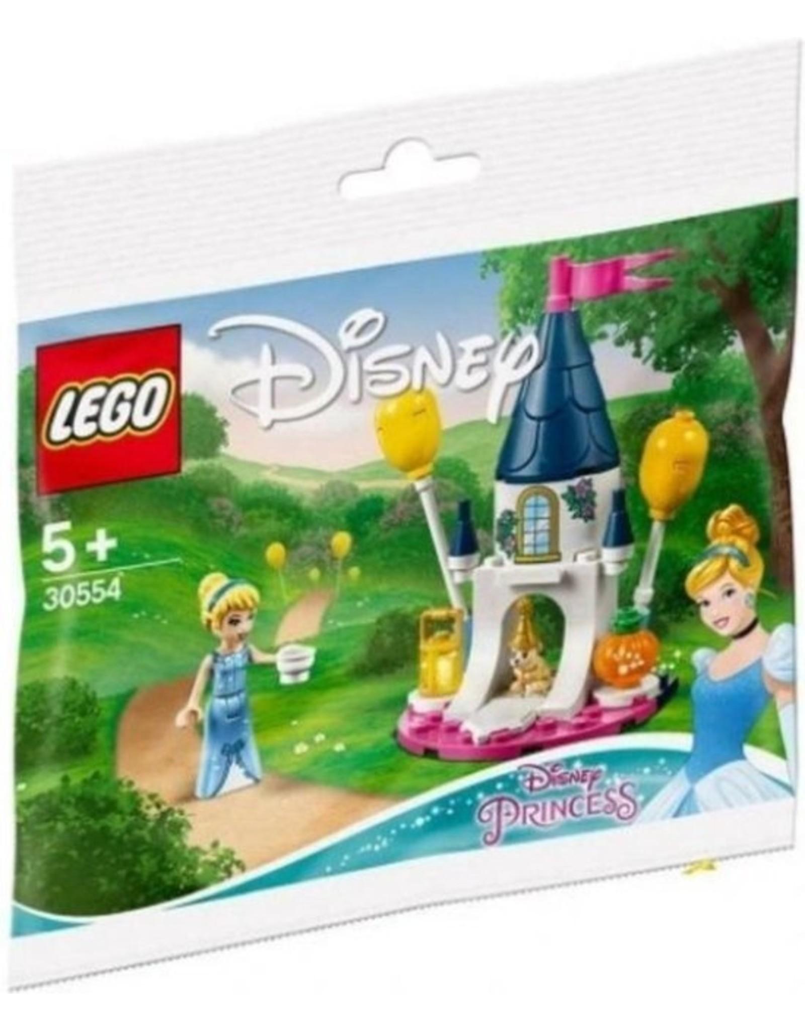 LEGO  LEGO Disney 30554 Assepoesters minikasteel (Polybag)