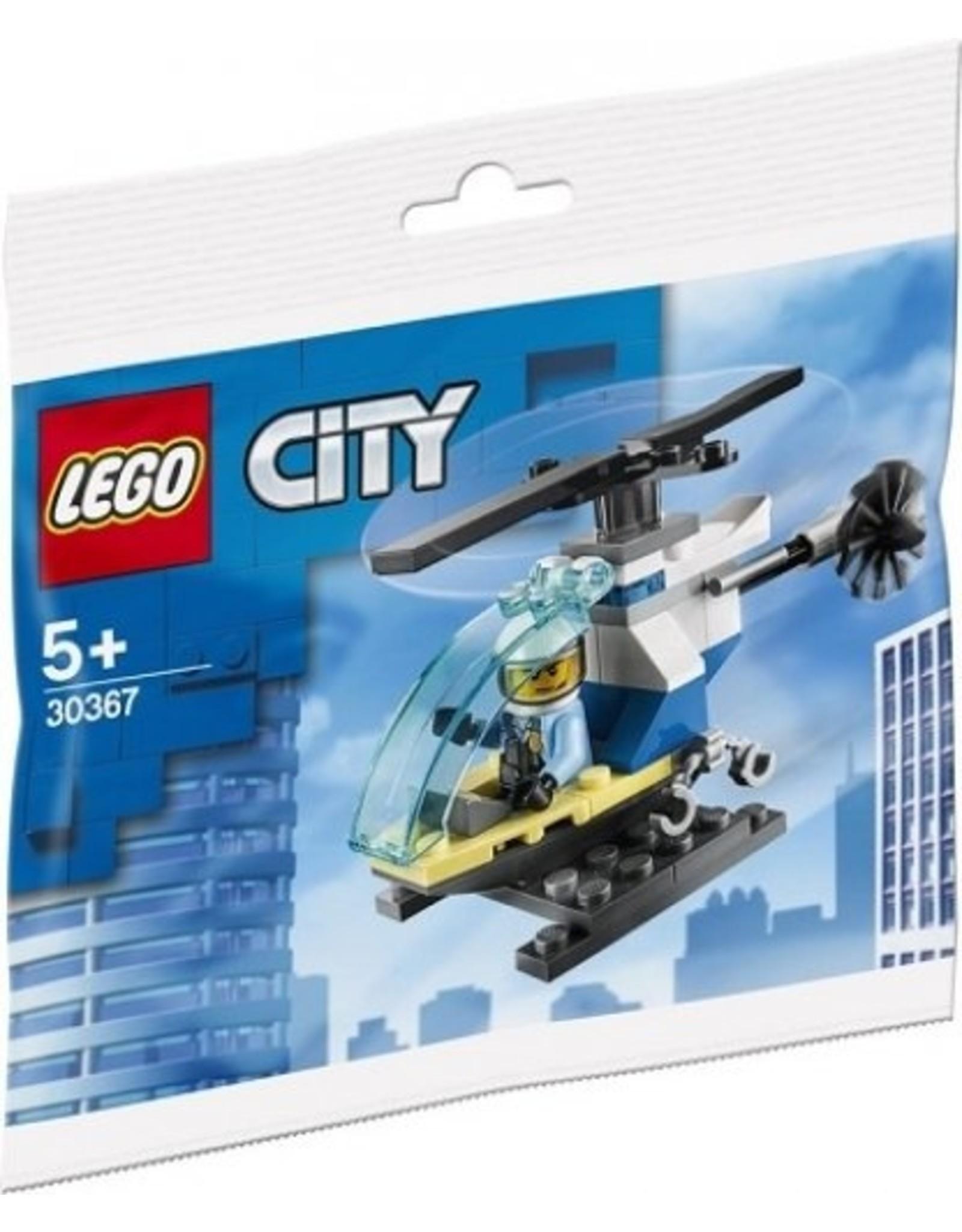 LEGO LEGO City 30367 Politiehelicopter (Polybag)