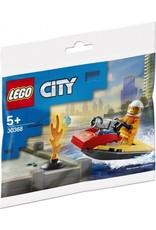 LEGO LEGO City 30368 Brandweer Waterscooter (Polybag)