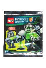 LEGO  LEGO Nexo Knights CyberByter minifiguur NEX132