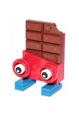 LEGO LEGO The Movie chocoladereep Minifiguur TLM128