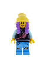 LEGO LEGO Hidden Side Parker L. Jackson minifiguur HS003