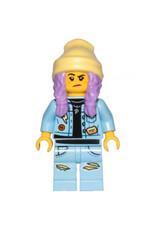 LEGO LEGO Hidden Side Parker L. Jackson minifiguur HS011