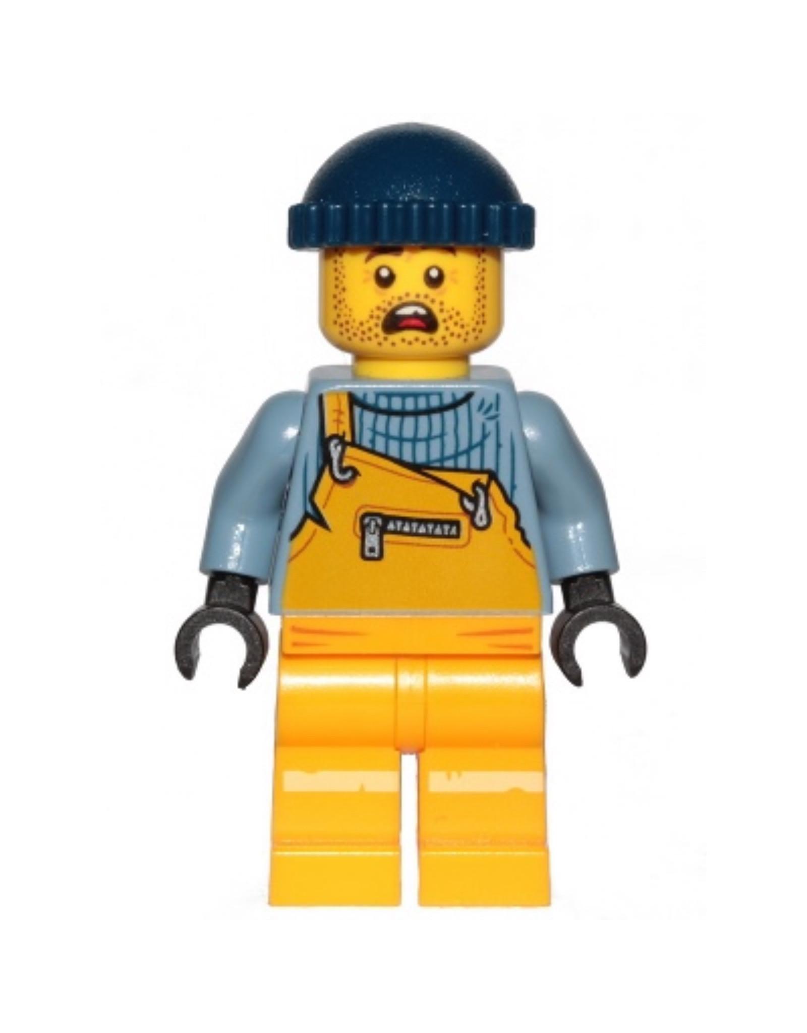 LEGO LEGO Hidden Side Jonas Jr. minifiguur HS008