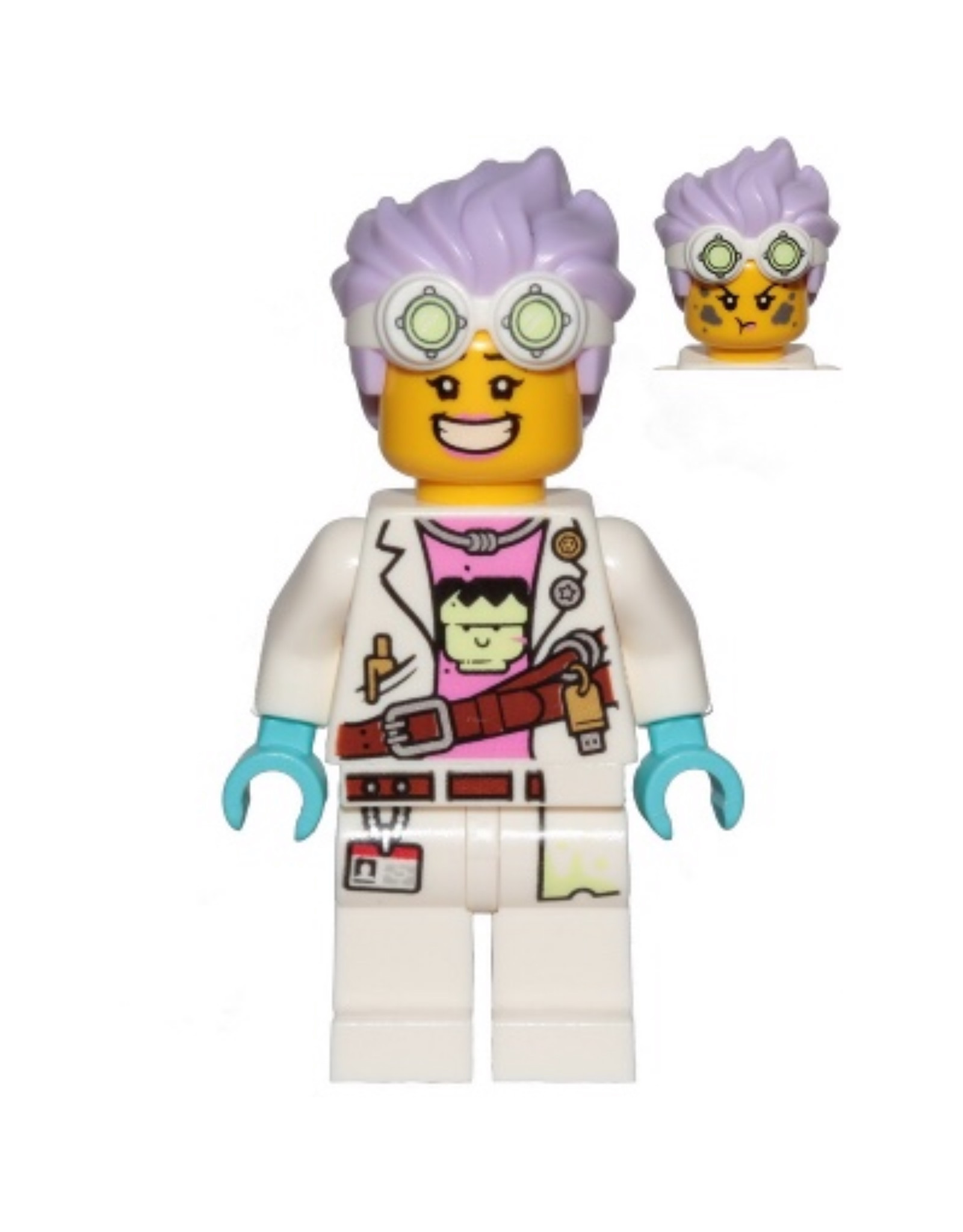 LEGO LEGO Hidden Side J.B. Watt minifiguur HS020
