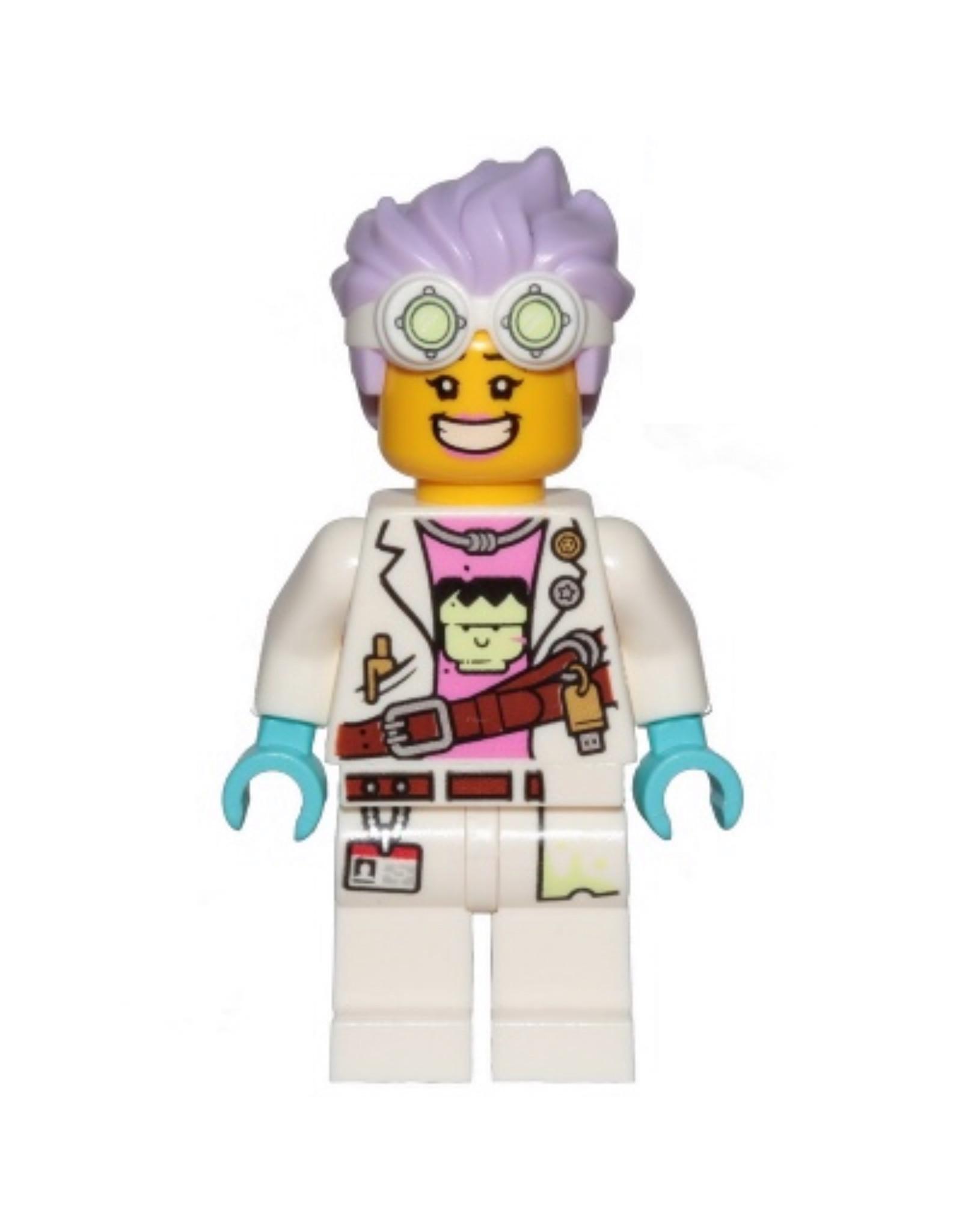 LEGO LEGO Hidden Side J.B. Watt minifiguur HS002