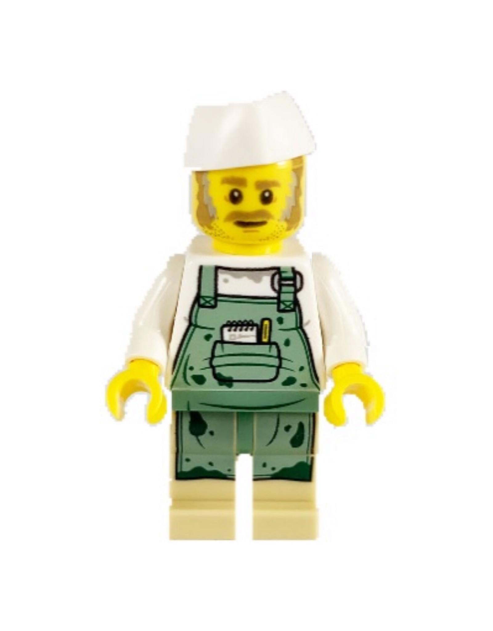 LEGO LEGO Hidden Side Chef Enzo minifiguur HS027