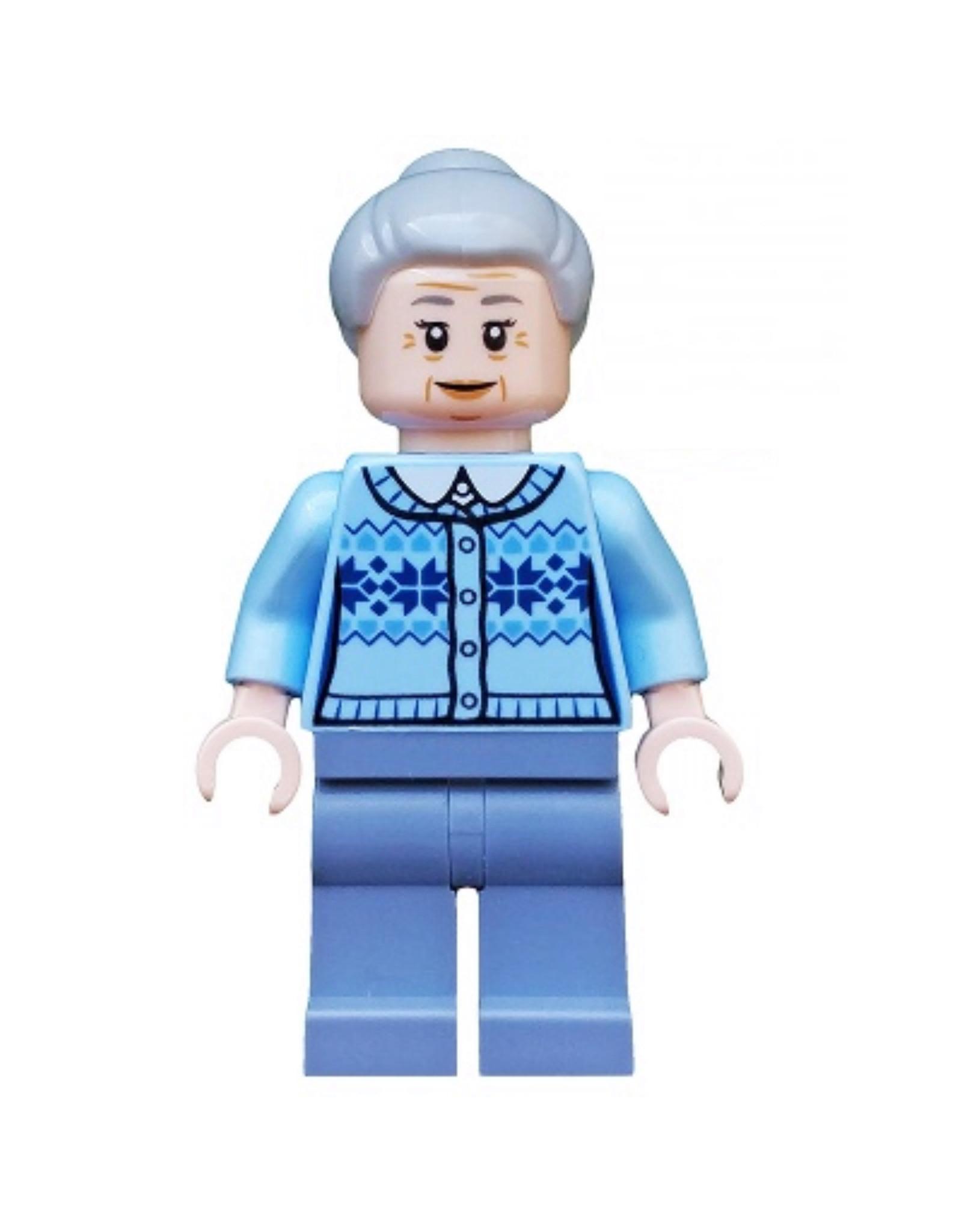 LEGO LEGO Super Heroes Aunt May minifiguur SH544